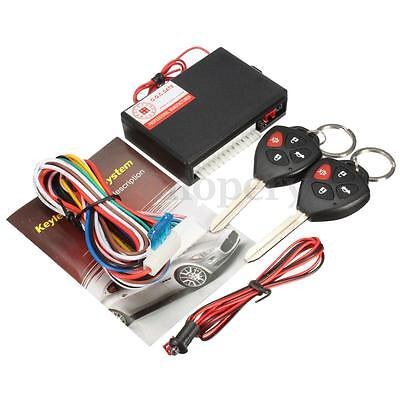 Keyless Entry System Car Remote Control Door Central Lock Locking Kit For Toyota