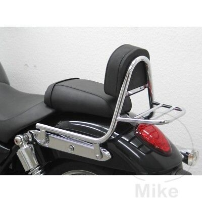 Triumph Thunderbird 1700 Storm 2011 Chrome Sissy Bar With Luggage Rack/Holder