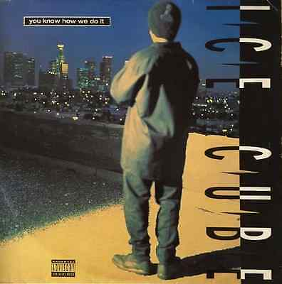 "ICE CUBE - You Know How We Do It (12"") (G/G)"