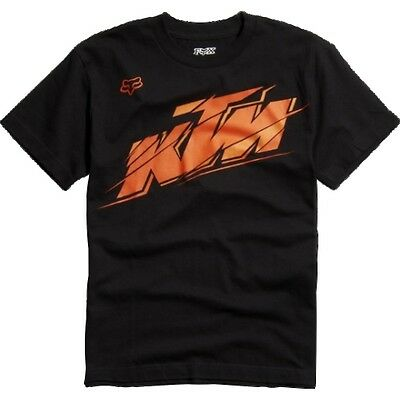 Fox – KTM Hint of Orange Youth T-Shirt - XL