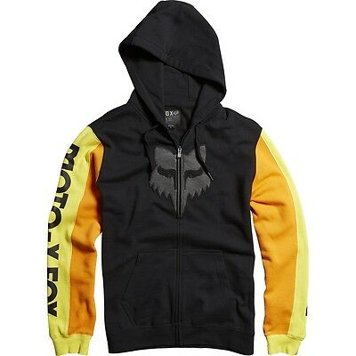 Fox - 40 Year Zip Hoody - X-Large