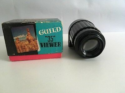 """Vintage Guild """"35"""" Viewer with Box!"""