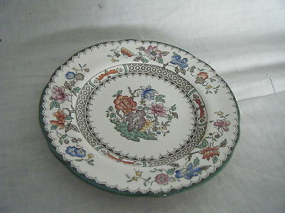 C4 Pottery Copeland Spode Chinese Rose Side Plate 16cm 1D5A