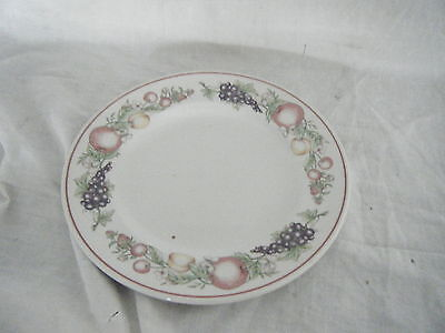 C4 Pottery Boots Orchard Plate 20cm 6B4A