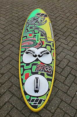NoveNove Windsurf Board Style Pro V2 Freestyle gebraucht Freestyle Board 2015
