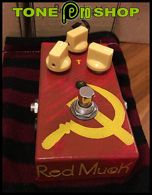 Jam Pedals - Red Muck