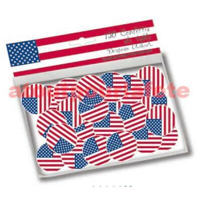 "Confettis de Table ""Drapeaux USA""(sachet de 150)"