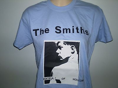 THE SMITHS HATFUL OF HOLLOW MENS MUSIC T-SHIRT Morrissey