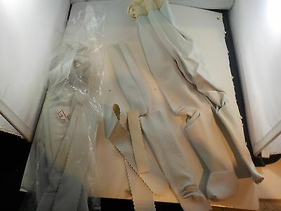 doll leather body lot of 2 part pieces  #463