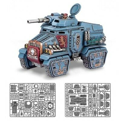 Astra Militarum Imperial Guard TAUROX PRIME - New & on Sprue 40K