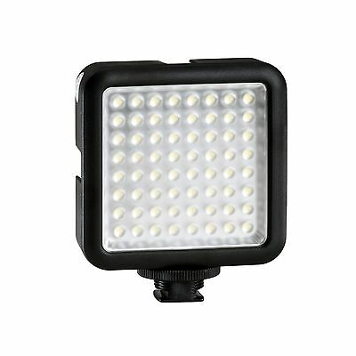 Godox LED64 Video Light 64 LED Lights for DSLR Camera Camcorder mini DVR