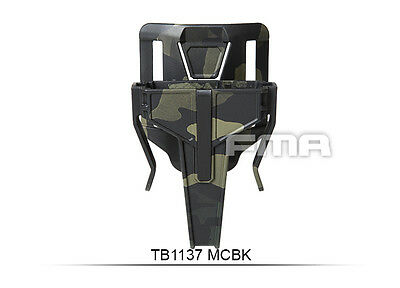 High Quality Multicam Black Color FSMR Pouch In 7.62 FOR Belt Paintball