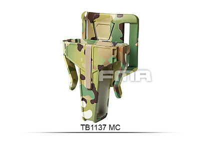 High Quality Multicam FSMR Pouch In 7.62 FOR Belt Paintball Wargames