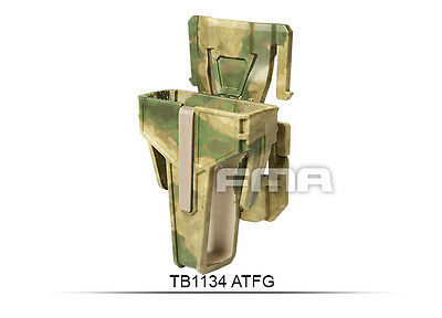 High Quality A-Tacs FG Pouch For M4/Molle Paintball War Games H1134