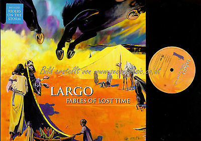 LP-- Largo   ‎– Fables Of Lost Time // NM