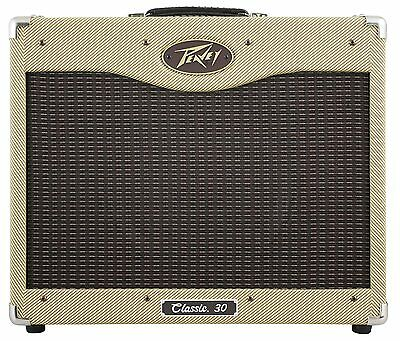 "Peavey Classic 30 II Combo Amp Electric Guitar 12"" Speaker 30W Tube Amplifier"