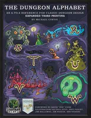 Dungeon Alphabet: Expanded Edition IMP GMG4385E
