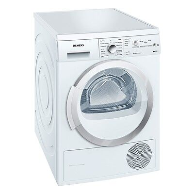 Siemens WT46W381GB Heat Pump Tumble Dryer with A++ Energy Rating & 7kg Capacity