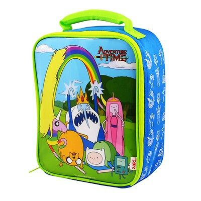 Adventure Time Vertical Lunch Bag
