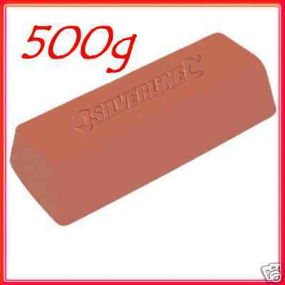 Red Wax Polishing Buffing Compound For Gold Silver Soap Polish Bar 107883