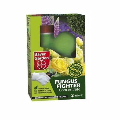 Bayer Fungus Fighter Concentrate 125ml Systemic  Garden Fungicide