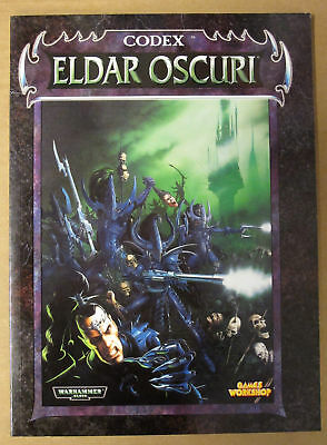 Codex Eldar Oscuri -- 1998
