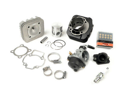 Tuningkit Sport Set Zylinder DR 70 ccm Piaggio ET2 Free Liberty NRG Sfera Storm