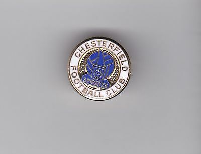 Chesterfield - lapel badge No.2