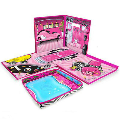 Barbie Dream House and Play Mat Toy Box