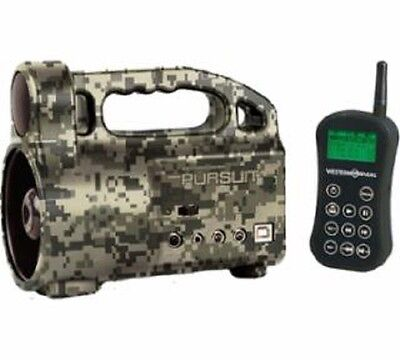 New Foxpro Wrc-Pursuit Gsm Pursuit Electronic Game Caller With Remote 2030608