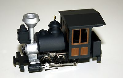 Minitrains 1011 - Porter 0-6-0 Saddle Tank - New (009/HOe Narrow Gauge)