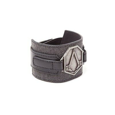 Assassin's Creed Syndicate - Wristband with Metal Patch (fascia)
