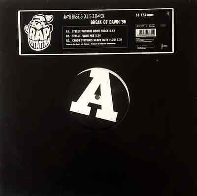 "ROB BASE & DJ E-Z ROCK - Break Of Dawn '96 (12"") (VG/VG)"