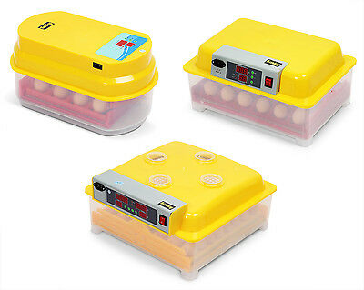 Kenley Automatic Digital Egg Incubator Chicken Poultry Hatcher 12 / 24 / 48 Eggs