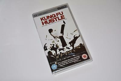 UMD Video ~ Kung Fu Hustle ~ For Sony PSP Console ~ NEW & SEALED