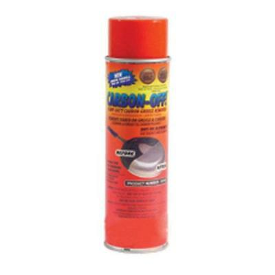 Carbon Off - 1082 - 19 oz Spray Grease/Carbon Remover