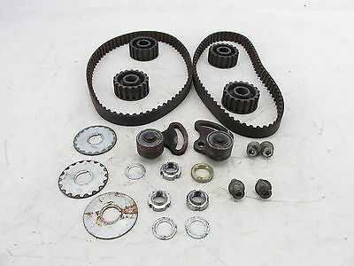 90 Ducati 906 Paso Cam Belt Guide Set Tensioner Timming Timing Gears Oem