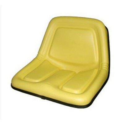 TY15863 Seat High Back Seat for John Deere 130 160 165 316 318