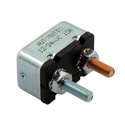 Standard Products 15Amp Circuit Breaker For Harley-Davidson - 21300064