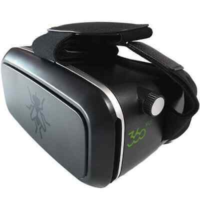 360fly HD and 4K Virtual Reality Headset