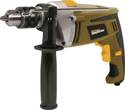 "New Rockwell Rc3136 Electric 1/2"" 7 Amp Vsr Shop Series Hammer Drill 4411757"