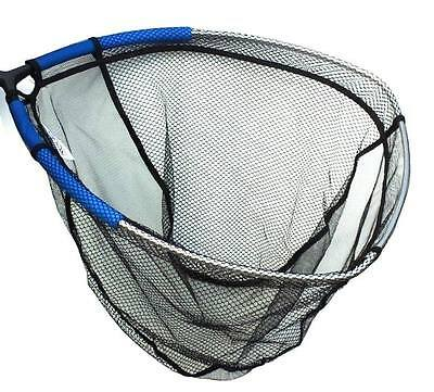 """Rovex 22"""" x 18"""" Landing Net with Float Aid Ideal For Match, Carp, Coarse Fishing"""