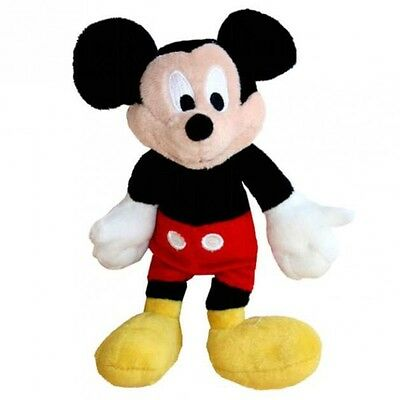 Disney Mickey Mouse - Peluche Mickey Mouse 20cm