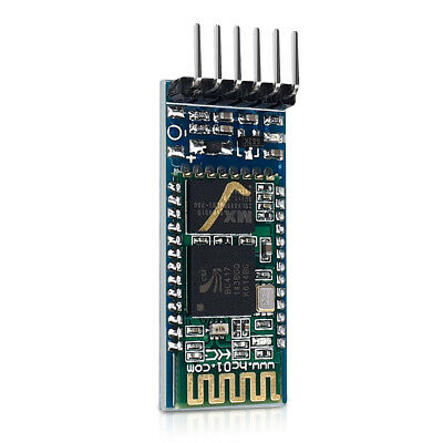 kwmobile Bluetooth transceiver and slave 6-pin for Arduino and Genuino
