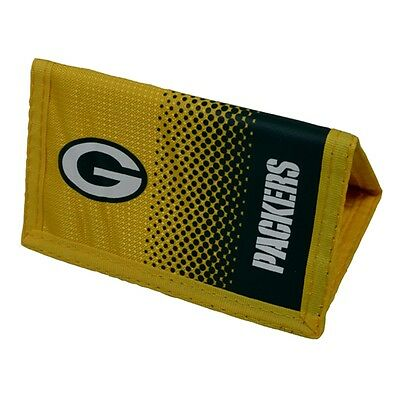 Nfl Green Bay Packers Fade Wallet
