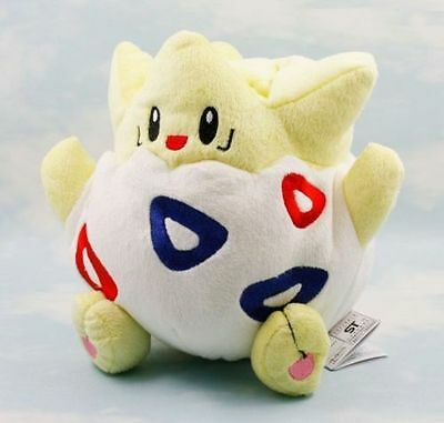 "8"" Pokemon TOGEPI Cute Plush Soft Toy Rare Animal Cartoon Doll Kids Gift New"