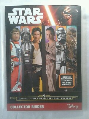 Topps JOURNEY STAR WARS FORCE AWAKENS Complete + Limited Eds *Geekachu Studios*