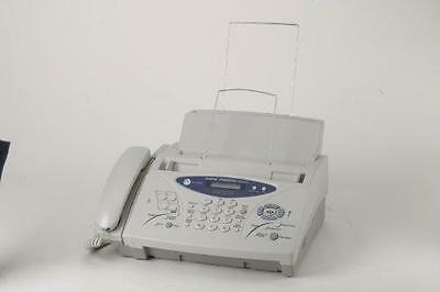 Brother IntelliFax 885MC Plain-Paper Fax w Message Cntr