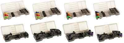 Fox Euro MK2, MK3 or Micro Swinger Sets - 3 or 4 Rod - All Colours