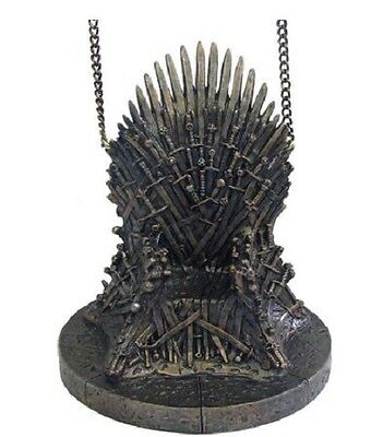 Game of Thrones The Iron Throne Christmas Tree Ornament Holiday Decoration